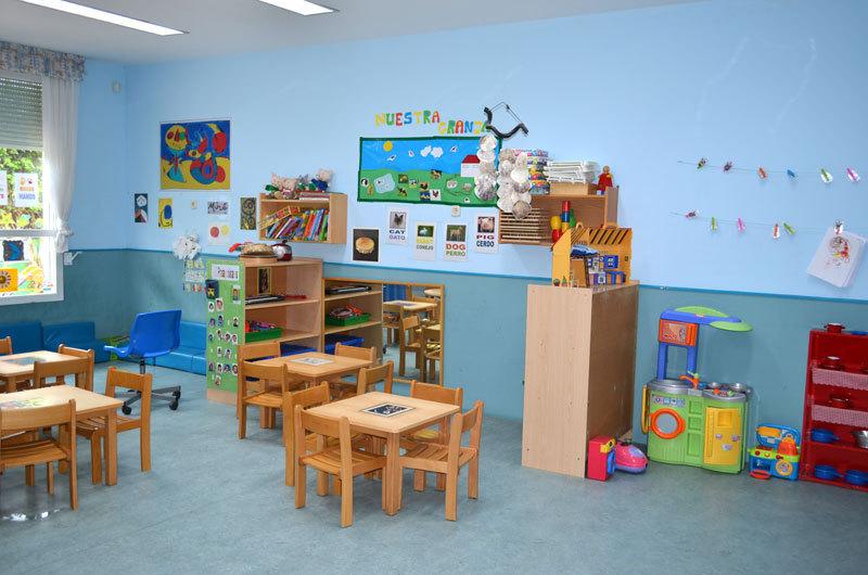 Escuela Infantil P Blica En Pinto Con Comedor Madrid